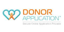 Donor Applicatio