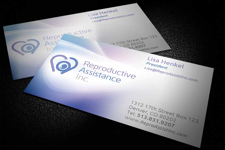 Reproductive Assistance Inc Cards