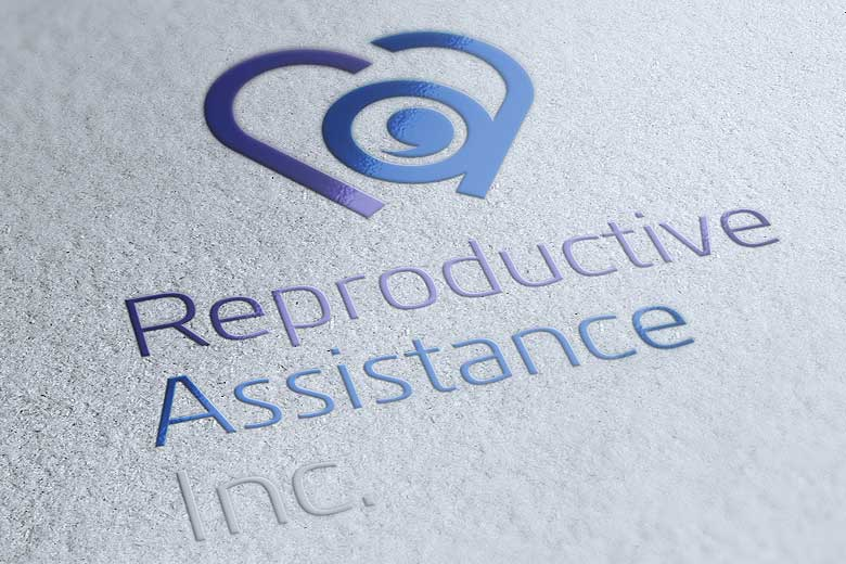 Reproductive Assistance Inc Logo